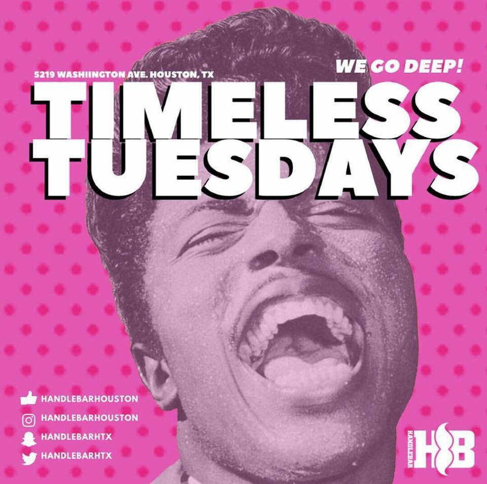 TIMELESS TUESDAY'S