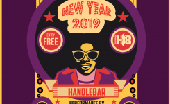 NYE at HandleBar